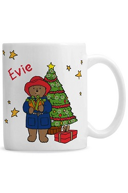 Personalised Paddington Bear Christ...