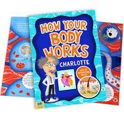 Personalised Book - How Your Body W...