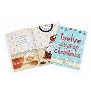 Personalised Book - 12 Days Of Chri...