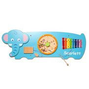 Personalised Elephant Wall Toy