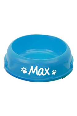 Single Round Pet Feeding Bowl
