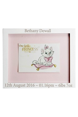 Disney Marie Personalised Wall Plaque