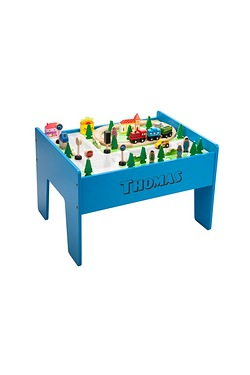 Personalised Train Set Table