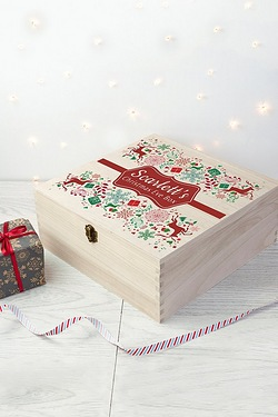 Personalised Christmas Eve Box - La...