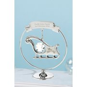 Personalised Sleigh Ornament