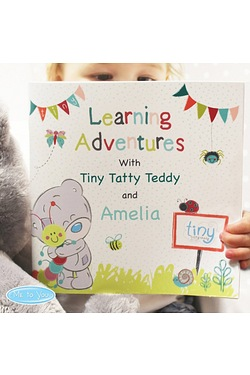 Personalised Me To You Learning Adventure Book