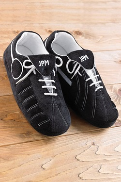 Personalised Football Slippers
