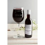 Personalised Wine Set - Red
