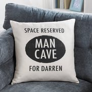 Personalised Man Cushion