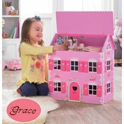 Personalised Country Style Dolls House