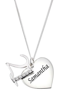 Personalised Birthday Pendant - 21st