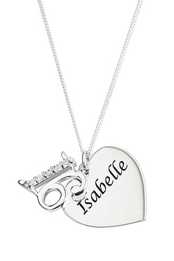 Personalised Birthday Pendant - 16th