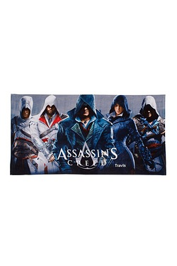 Personalised Towels - Assassin's Creed