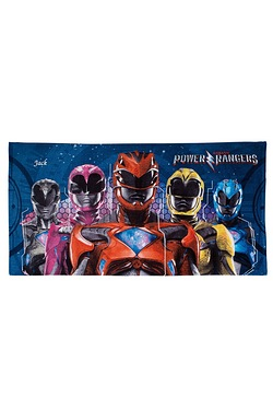 Personalised Towels - Power Rangers