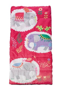 Pers Kids Sleeping Bag - Elephant
