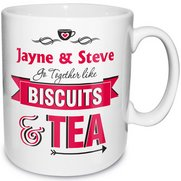 Biscuits And Tea Mug