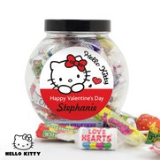 Hello Kitty I Love You Sweets Jar