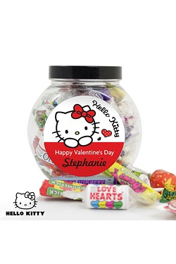 Hello Kitty I Love You Personalised...