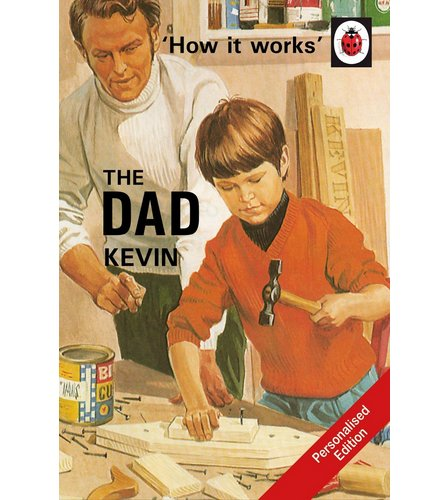 Image for Dad: A Ladybird Personalised Book from ace