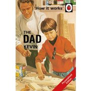 Dad: A Ladybird Personalised Book