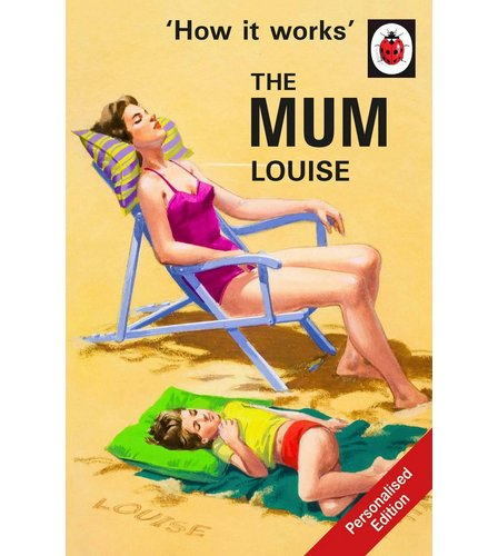 Image for Mum: A Ladybird Personalised Book from ace