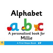 First Steps Alphabet Board Book for...
