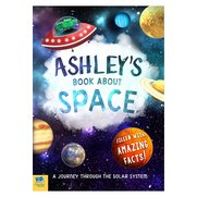 Personalised My Book About Space - ...