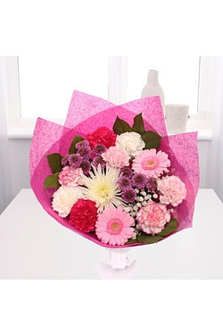 Personalised Mothers Day Bouquet