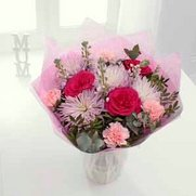 Scented Pink Bouquet