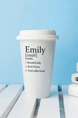 Personalised Definition Ceramic Eco...