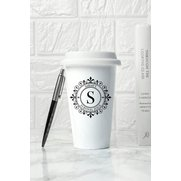 Personalised Monogrammed Ceramic Ec...
