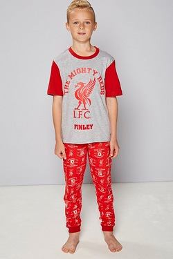 Boys Personalised Pyjamas - Liverpool