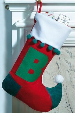 Personalised Initial Stocking