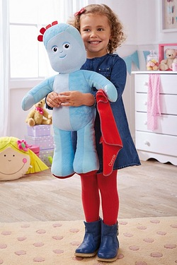 In The Night Garden Jumbo Talking Iggle Piggle Soft Toy