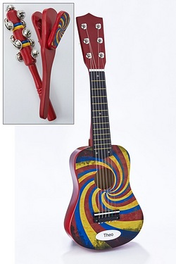 Personalised Guitar Set - Multi