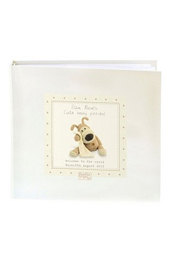Personalised Boofle Baby Album with...