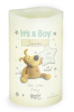 Personalised Boofle Its a Boy Night...