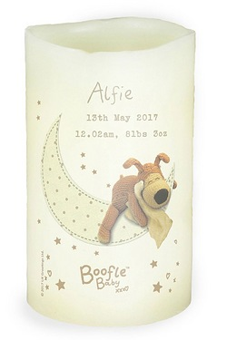 Personalised Boofle Baby Nightlight...