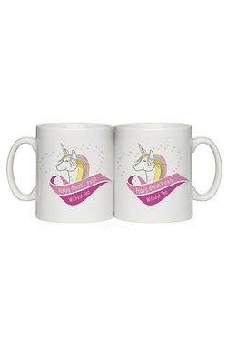 Personalised Unicorn Tea Mug