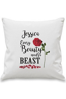 Personalised Every Beauty Cushion
