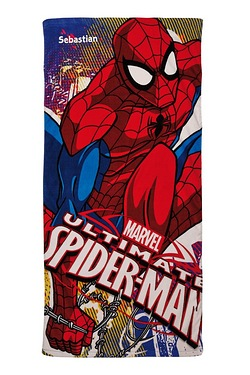 Personalised Towel - Spider-Man