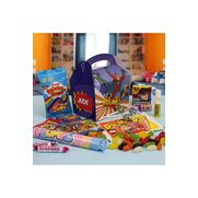 Personalised Super Hero Sweetie Box