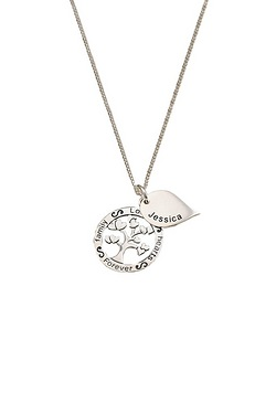 Personalised Sterling Silver 2-Piec...