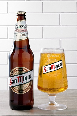 Personalised San Miguel Set
