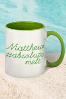 Compare retail prices of #absolutemelt Personalised Mug to get the best deal online