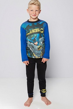 Boys Personalised Caped Crusader Ba...