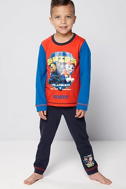 Personalised Boys Paw Patrol Spies Pyjamas