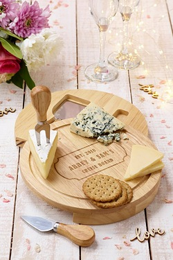 Personalised Established Cheeseboard