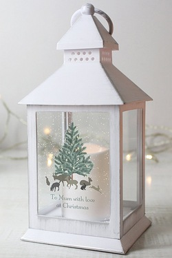 Personalised A Winters Night White ...