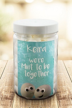 Personalised Mint To Be Together – Imperial Mints